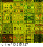 Купить «art abstract colorful geometric seamless pattern; background in gold, olive, brown and green colors», фото № 13215127, снято 20 марта 2019 г. (c) Ingram Publishing / Фотобанк Лори