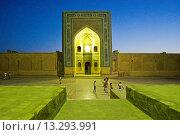 Купить «Uzbekistan, Bukhara, Kalon mosque», фото № 13293991, снято 23 февраля 2019 г. (c) age Fotostock / Фотобанк Лори