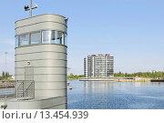 Купить «Modern architecture, Sluseholmen, Copenhagen, Denmark, Europe», фото № 13454939, снято 22 июля 2019 г. (c) age Fotostock / Фотобанк Лори