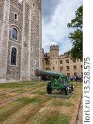 Купить «The Tower of London, London, England, UK, Europe», фото № 13528575, снято 12 июля 2010 г. (c) age Fotostock / Фотобанк Лори