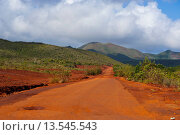 Купить «Red soil on the south coast of Grande Terre, New Caledonia, Melanesia, South Pacific, Pacific», фото № 13545543, снято 22 октября 2019 г. (c) age Fotostock / Фотобанк Лори