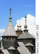 Музей деревянного зодчества в Суздале (2012 год). Стоковое фото, фотограф Русских Наталья / Фотобанк Лори