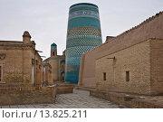 Узбекистан. Прогулки по Хиве (2013 год). Стоковое фото, фотограф Андрей Левин / Фотобанк Лори