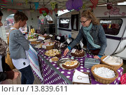 Купить «food carts festival in Holland.», фото № 13839611, снято 18 февраля 2019 г. (c) age Fotostock / Фотобанк Лори