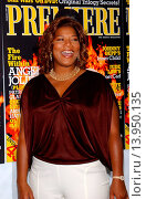 Queen Latifah 11th Annual ´Premiere´ Women In Hollywood Luncheon. The Four Seasons Hotel - Beverly Hills, California. September 14, 2004. Photo by Patrick Rideaux/PicturePerfect. Редакционное фото, фотограф visual/pictureperfect / age Fotostock / Фотобанк Лори