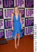 Brianne Davis - Los Angeles/California/United States - 4TH ANNUAL POWER UP PREMIERE GALA (2004 год). Редакционное фото, фотограф visual/pictureperfect / age Fotostock / Фотобанк Лори