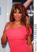 Traci Bingham - Hollywood/California/United States - PETA´S 25TH ANNIVERSARY GALA AND HUMANITARIAN AWARDS (2005 год). Редакционное фото, фотограф visual/pictureperfect / age Fotostock / Фотобанк Лори