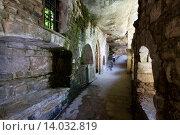 Купить «Sant Miquel del Fai Abbey, S.X.», фото № 14032819, снято 25 июня 2010 г. (c) age Fotostock / Фотобанк Лори