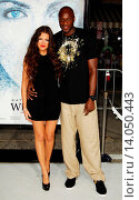 Khloe Kardashian & Lamar Odom - Los Angeles/California/United States - WHITEOUT FILM PREMIERE (2009 год). Редакционное фото, фотограф visual/pictureperfect / age Fotostock / Фотобанк Лори
