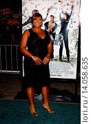 Queen Latifah - Los Angeles/California/United States - MAD MONEY FILM PREMIERE (2008 год). Редакционное фото, фотограф visual/pictureperfect / age Fotostock / Фотобанк Лори