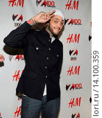 Travis McCoy - New York/New York/USA - Z100´s Jingle Ball Presented by H & M at Madison Square Garden (2010 год). Редакционное фото, фотограф visual/pictureperfect / age Fotostock / Фотобанк Лори