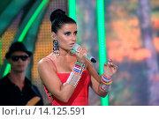 Купить «Nelly Furtado - Jurmala/Latvia/Latvia - NELLY FURTADO AT NEW WAVE 2012», фото № 14125591, снято 29 июля 2012 г. (c) age Fotostock / Фотобанк Лори