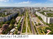 Строгино район Москвы. Редакционное фото, фотограф Данила Михин / Фотобанк Лори