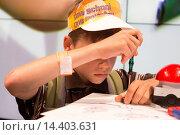 Купить «Worldskills 2013», фото № 14403631, снято 22 августа 2019 г. (c) age Fotostock / Фотобанк Лори