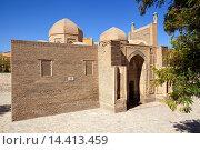 Купить «Magoki Attori Mosque, also known as Magoki Attari Mosque, Bukhara, Uzbekistan.», фото № 14413459, снято 24 января 2014 г. (c) age Fotostock / Фотобанк Лори