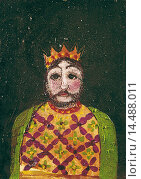 Купить «Puppet. The King (Marionetta. Il Re), by Francesco Tabusso, 1965, 20th century, oil and mixed media on cardboard, 30 x 20 cm. Private collection. Whole...», фото № 14488011, снято 22 марта 2019 г. (c) age Fotostock / Фотобанк Лори