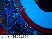 Купить «To record the Universe's tiniest constituents we need the world's largest network of scientific instruments.», фото № 14602859, снято 18 июня 2019 г. (c) age Fotostock / Фотобанк Лори