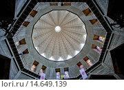 Купить «Interior of the dome of the Church of the Annunciation in Nazareth, Israel», фото № 14649139, снято 30 марта 2020 г. (c) age Fotostock / Фотобанк Лори