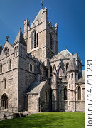 Купить «Christ Church Cathedral, Dublin, Ireland.», фото № 14711231, снято 23 марта 2019 г. (c) age Fotostock / Фотобанк Лори