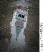 Купить «St Mark´s bell tower, Venice, Veneto, Italy», фото № 14749795, снято 18 февраля 2019 г. (c) age Fotostock / Фотобанк Лори