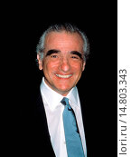 Купить «Martin Scorsese at screening of LAST WALTZ, NY 4/10/2002, by CJ Contino», фото № 14803343, снято 2 октября 2002 г. (c) age Fotostock / Фотобанк Лори