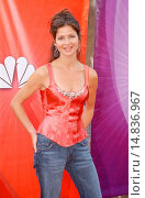 Купить «Jill Hennessy from the show CROSSING JORDAN at arrivals for NBC All-Star Party during TCA Summer Press Tour, Century Club, Los Angeles, CA, July 25, 2005. Photo by: John Hayes/Everett Collection», фото № 14836967, снято 25 июля 2005 г. (c) age Fotostock / Фотобанк Лори