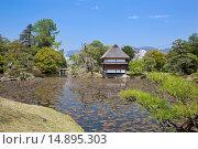 Купить «Tsuyama City, Okayama, Japan», фото № 14895303, снято 21 августа 2018 г. (c) age Fotostock / Фотобанк Лори