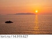 Купить «Island, Shimonoseki City, Yamaguchi, Sanyo, Japan», фото № 14919627, снято 20 сентября 2018 г. (c) age Fotostock / Фотобанк Лори