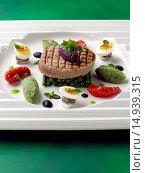 Tuna. Стоковое фото, фотограф Tim Hill \ UIG / age Fotostock / Фотобанк Лори