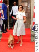 Купить «Britain's Got Talent - press launch held at St Luke's Church - Arrivals Featuring: Alesha Dixon Where: London, United Kingdom When: 09 Apr 2014 Credit: Lia Toby/WENN.com», фото № 15134763, снято 9 апреля 2014 г. (c) age Fotostock / Фотобанк Лори