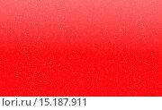 Купить «Красный фон со снежинками», фото № 15187911, снято 20 октября 2018 г. (c) Зезелина Марина / Фотобанк Лори