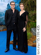 Купить «Maleficent - private reception event held at Kensington Palace - Arrivals Featuring: Angelina Jolie,Brad Pitt Where: London, United Kingdom When: 08 May 2014 Credit: WENN.com», фото № 15199435, снято 8 мая 2014 г. (c) age Fotostock / Фотобанк Лори