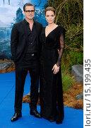 Купить «Maleficent - private reception event held at Kensington Palace - Arrivals Featuring: Angelina Jolie,Brad Pitt Where: London, United Kingdom When: 08 May 2014 Credit: WENN.com», фото № 15199435, снято 8 мая 2014 г. (c) age Fotostock / Фотобанк Лори