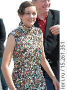 Купить «Marion Cotillard arriving at Deux jour une Nuit Photocall Featuring: Marion Cotillard Where: Cannes, France When: 20 May 2014 Credit: WENN.com», фото № 15261351, снято 20 мая 2014 г. (c) age Fotostock / Фотобанк Лори