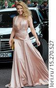 Купить «Kylie Minogue Leaving the Martinez Featuring: Kylie Minogue Where: Cannes, France When: 22 May 2014 Credit: WENN.com», фото № 15270527, снято 22 мая 2014 г. (c) age Fotostock / Фотобанк Лори
