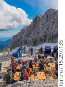 Купить «Dachstein, Styria, Austria.», фото № 15297135, снято 19 сентября 2014 г. (c) age Fotostock / Фотобанк Лори