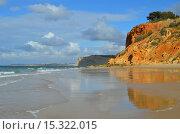 Прогулка по пляжу. Стоковое фото, фотограф Калинина Наталья / Фотобанк Лори