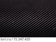 Макроснимок с дорожками на  виниловой пластинке. Стоковое фото, фотограф Виктор Колдунов / Фотобанк Лори