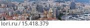 Панорама Монако (2013 год). Стоковое фото, фотограф Елена Утенкова / Фотобанк Лори