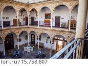 Купить «Courtyard of the Palacio del Dean Ortega.Parador Nacional. Úbeda. Jaén province. Spain.», фото № 15758807, снято 18 июня 2019 г. (c) age Fotostock / Фотобанк Лори