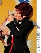 Купить «FOX'S CAUSE FOR PAWS: AN ALL-STAR DOG SPECTACULAR Featuring: Sharon Osbourne Where: Santa Monica, California, United States When: 22 Nov 2014 Credit: FayesVision/WENN.com», фото № 15854191, снято 22 ноября 2014 г. (c) age Fotostock / Фотобанк Лори