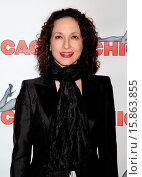 Купить «'Chicago'becomes the second longest Broadway show in history, at the Ambassador Theatre - Arrivals. Featuring: Bebe Neuwirth Where: New York, New York...», фото № 15863855, снято 23 ноября 2014 г. (c) age Fotostock / Фотобанк Лори