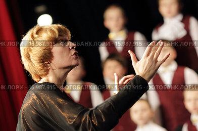 Детский хор и хормейстер