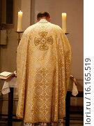 Купить «Orthodox mass, St Jean Chrysotome liturgy.», фото № 16165519, снято 5 июля 2020 г. (c) age Fotostock / Фотобанк Лори