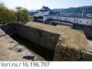 Купить «Japan, Chugoku Region, Okayama Prefecture, Tsuyama, Tsuyama Castle.», фото № 16196707, снято 21 августа 2018 г. (c) age Fotostock / Фотобанк Лори