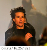 Купить «Tom Cruise films scenes for 'Mission: Impossible 5' in London Featuring: Tom Cruise Where: London, United Kingdom When: 20 Feb 2015 Credit: WENN.com», фото № 16257823, снято 20 февраля 2015 г. (c) age Fotostock / Фотобанк Лори
