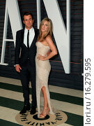 Купить «The 87th Annual Oscars - Vanity Fair Oscar Party at Wallis Annenberg Center for the Performing Arts and The Beverly Hills City Hall Featuring: Jennifer...», фото № 16279595, снято 22 февраля 2015 г. (c) age Fotostock / Фотобанк Лори