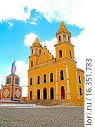 Купить «Igreja Nossa Senhora do Livramento, Bananeiras, Paraiba, Brazil», фото № 16351783, снято 15 января 2011 г. (c) age Fotostock / Фотобанк Лори