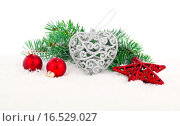 Купить «christmas winter snow xmas festive», фото № 16529027, снято 18 марта 2019 г. (c) PantherMedia / Фотобанк Лори