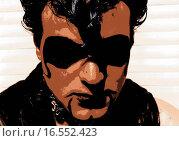 Portrait eines Punks. Стоковое фото, фотограф J  Mikus / easy Fotostock / Фотобанк Лори
